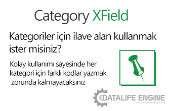 Category XField v1.1