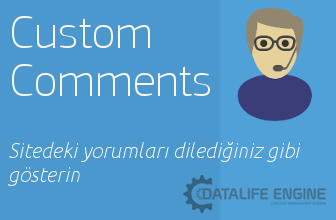 Custom Comments v1.4