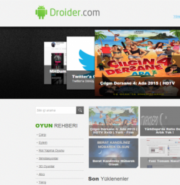 Droider - DLE 10.4