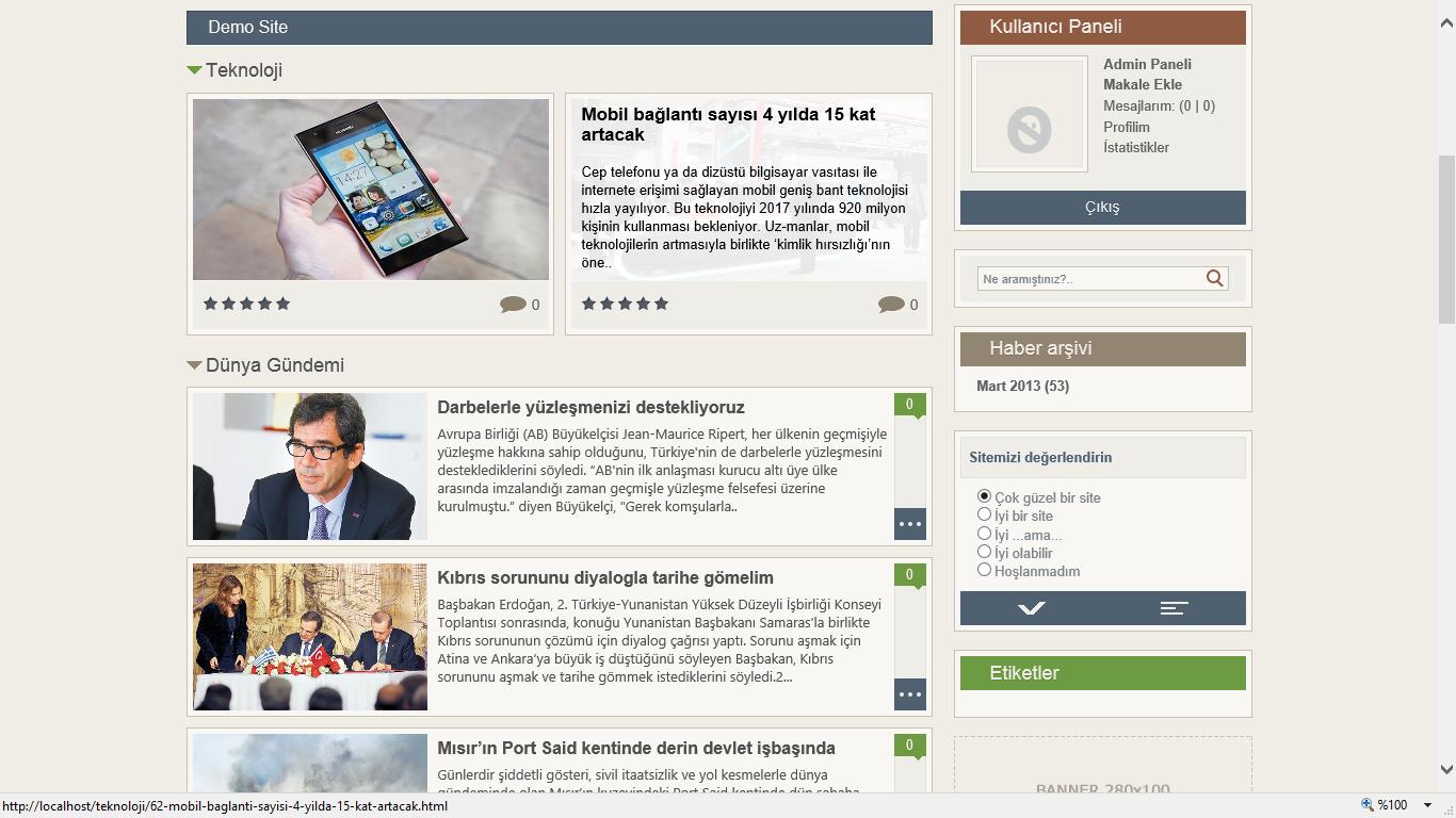NewsOnline DLE 10.2