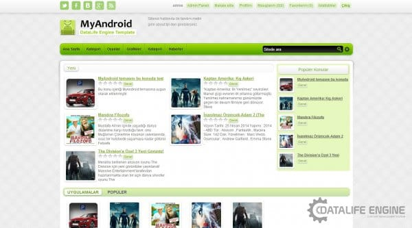 MyAndroid - DLE 10.2