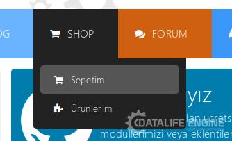 Shop Kullanımı - Alışveriş Sistemi Kullanımı