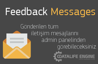 Feedback Messages v1.3