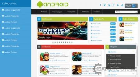 Ücretli Android Teması