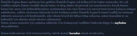 Türkçe karakter sorunu