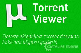 Torrent Viewer v1.0