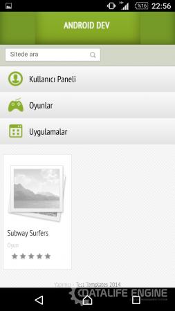 Androiddev Temasına Makale İkonu Ekleme