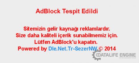 AdBlock Engelleyici