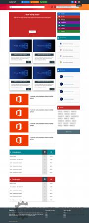 ColorST Tasarım | CSS-HTML Responsive