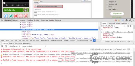 JavaScriptleri Headers'den ayırdıktan sonra oluşan problem